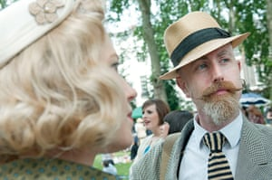 The Chap Olympiad: Chap Olympiad guests
