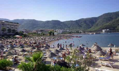 Marmaris and Goldtrail travel