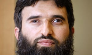 Former Guantanamo Bay detainee Omar Deghayes