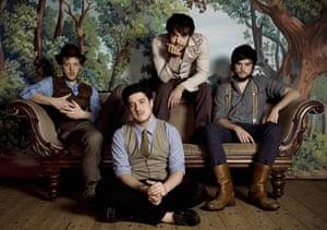 Mercury Prize: Mumford & Sons