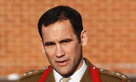 Cleared Colonel Mendonca