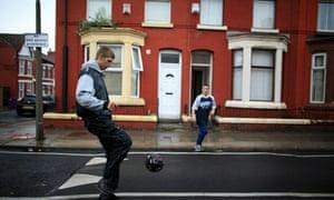 David Cameron's 'big society', Liverpool