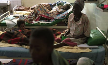 HIV in Africa.