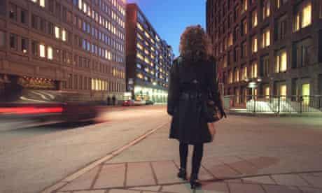 Stockholm Red Light District