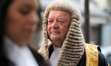 Ken Clark, Lord Chancellor