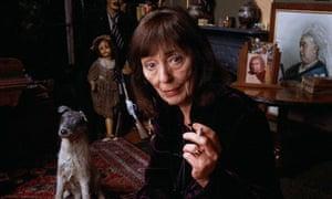 Author Beryl Bainbridge