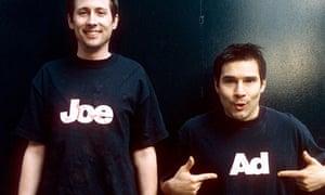 Adam and Joe
