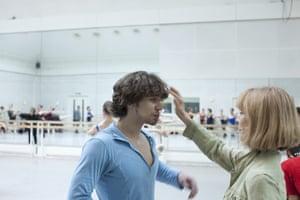 Bolshoi Ballet: Ivan Vasiliev who plays Spartacus