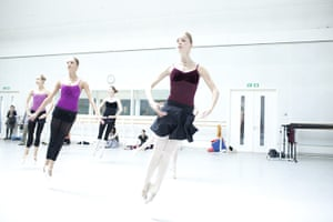Bolshoi Ballet: Rehearsals