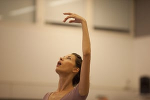 Bolshoi backstage: Rehearsals for Spartacus at the Royal Opera House, Covent Garden