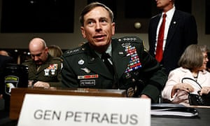U.S. General Petraeus