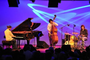 Mercury prize update: The Kit Downes Trio perform London Jazz Festival 2009