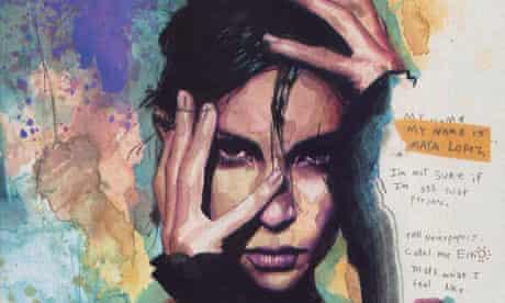 Deaf comic character Maya Lopez aka Echo