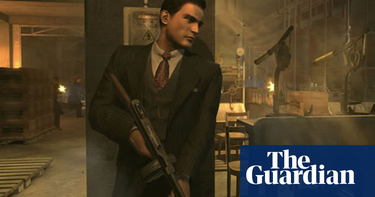 Mafia 2 Preview Technology The Guardian