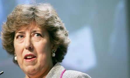 Lady Eliza Manningham-Buller, former Director-General of MI5