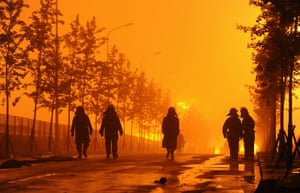 Dalian Oil Spill: Fire Extinguished At A China Port After Blasts Hit Oil Pipeline