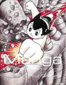 Astro Boy (cover image, Manga by Paul Gravett)