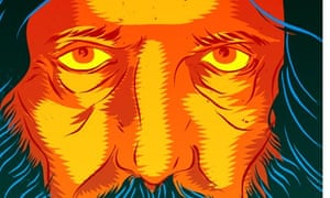 Alan Moore illustration