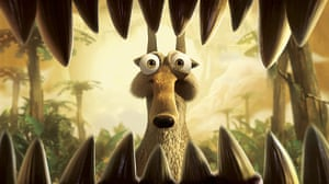 Top films of 2009: Ice Age: Dawn of the Dinosaurs