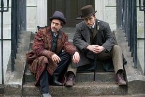 Top films of 2009: Sherlock Holmes