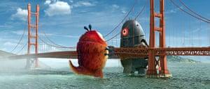 Top films of 2009: Monsters Vs Aliens