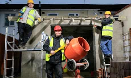 Polish Builders  for Channel 4