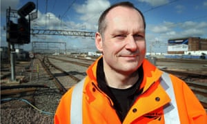 Network Rail boss Iain Coucher