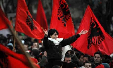 Kosovo celebrates independence