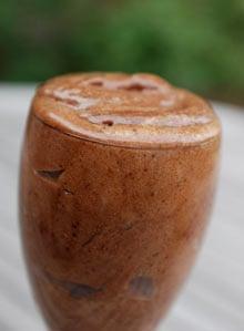 Daniel Boulud chocolate mousse