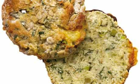 Bake recipe: Parsley cheese scones
