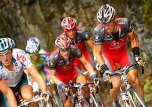 sport: Radioshack's Lance Armstrong