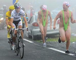 sport2: Saxo Bank team rider Andy Schleck