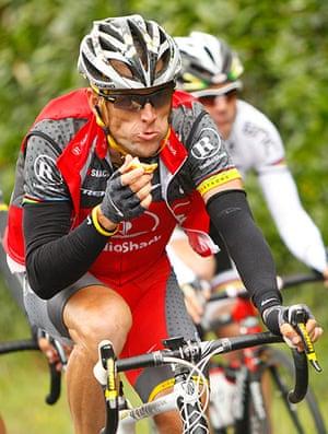 sport2: Radioshack's Lance Armstrong