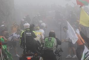 sport3: Alberto Contador, Andy Schleck