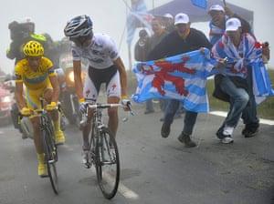 sport4: 17th of the 97th Tour de France 2010