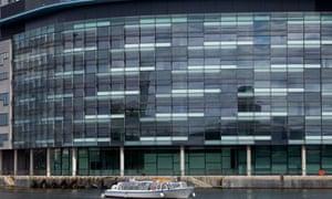 BBC Salford complex