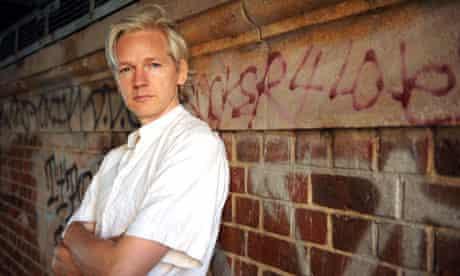 WikiLeaks editor-in-chief Julian Assange