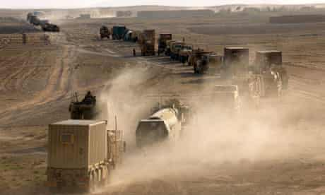 Many Afghan civilian deaths involved British troops opening fire on unarmed drivers near convoys