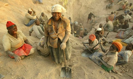 What, if anything, can the US/World do to stop the suffering that results from illegal diamond trade?