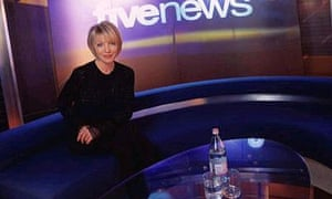 Kirsty Young on Five News