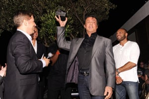 """Comic Con: IGN Celebrates Comic Con 2010 With """"The Expendables"""" Party - San Diego"""