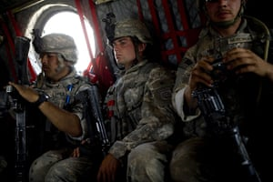 Afghanistan: 28 March 2007: The 82nd Airborne's 1/508 Alpha Company