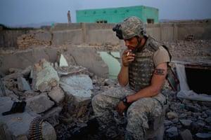 Afghanistan: 9 April 2007: Operation Achilles