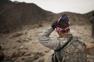 Afghanistan: 19 February 2009: US Army patrols in Afghanistan's Nuristan Province