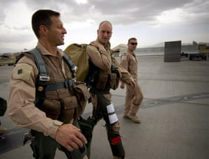 Afghanistan: 26 July 2008: Army commander sees airpower first hand