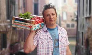 Jamie Oliver in Venice