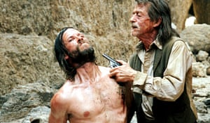 UK Film Council hits: 'The Proposition' film - 2006