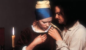 UK Film Council hits: Girl with a Pearl Earring