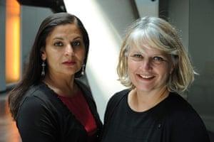 Tamasha Theatre Company: Sudha Bhuchar and Kristine Landon-Smith, Artistic Directors, Tamasha