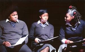 Tamasha Theatre Company: Lyrical MC by Sita Brahmachari in 2008